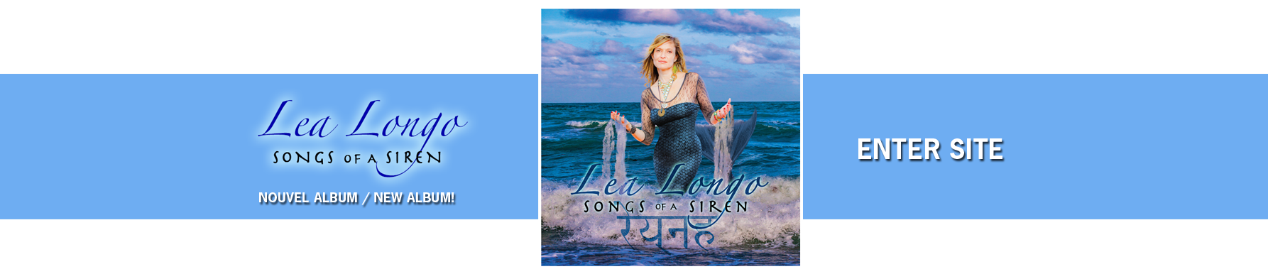 Lea Longo Song Of The Siren
