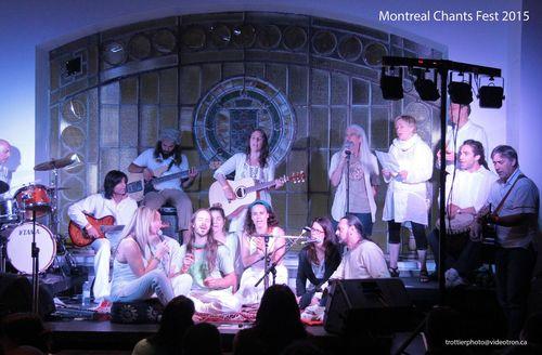 Montreal Kirtan Group Final Chant