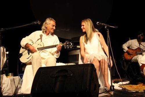 Patrick Bernard and Lea Longo Duet